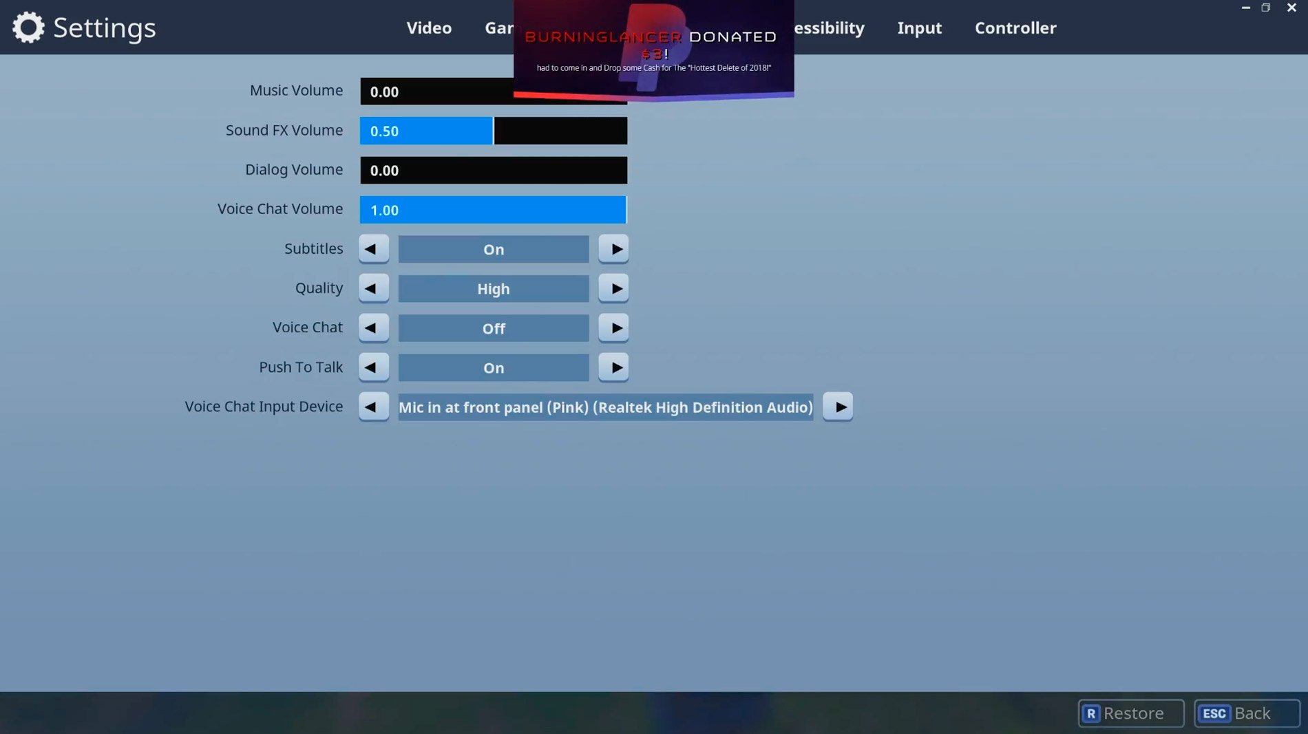 DrLupo Fortnite Settings, Keybinds, Config & Gear 2019