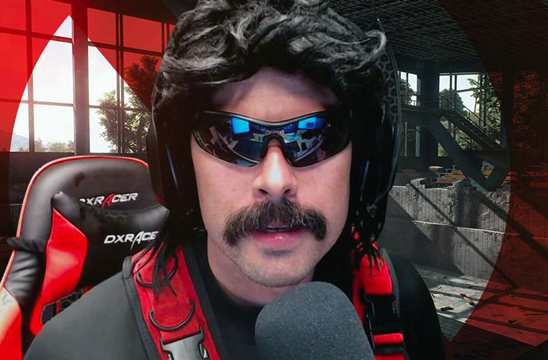 DrDisRespect Splitgate Settings, Sensitivity & Gear 2019