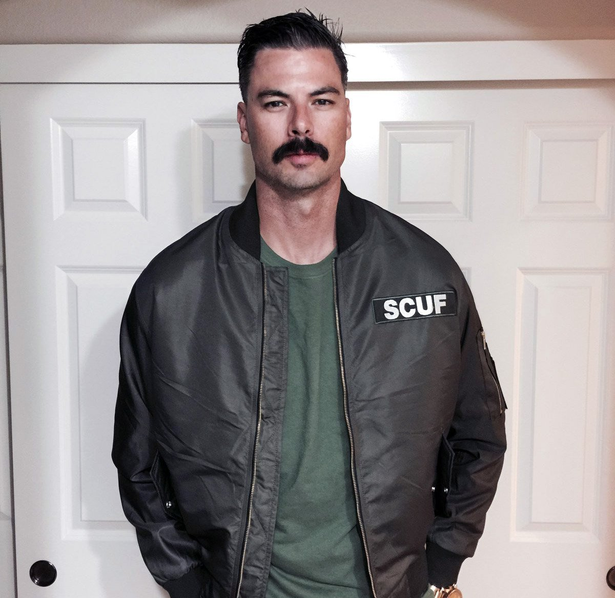 The 38-year old son of father (?) and mother(?) Dr DisRespect in 2020 photo. Dr DisRespect earned a  million dollar salary - leaving the net worth at  million in 2020