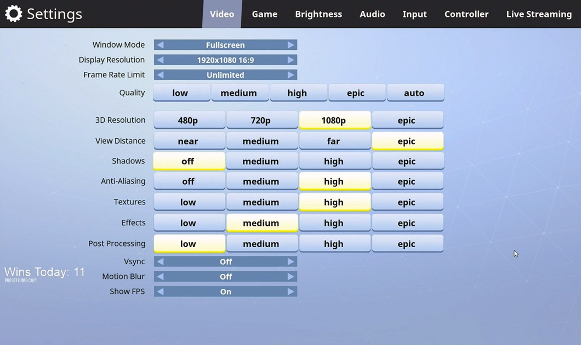 SypherPK Fortnite Settings, Keybinds, Config, Sensitivity & Gear 2019