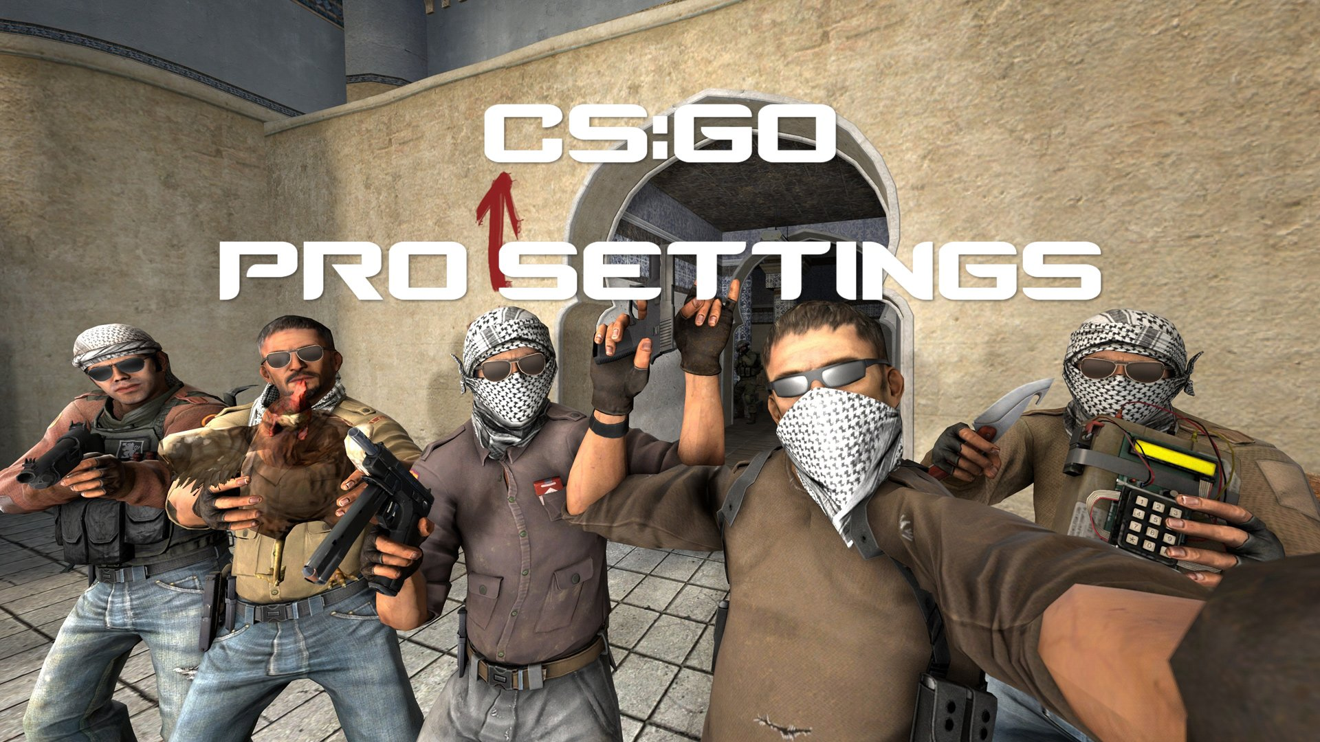 Best CS:GO Pro Settings, Sensitivity, Configs & Gear 2019