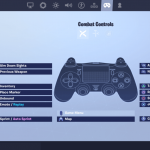 Nickmercs Fortnite controller settings