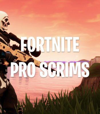 Fortnite Pro Scrims