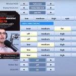 Nick Eh 30 Fortnite Video Settings