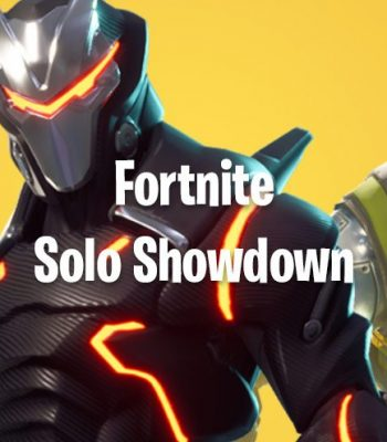 Fortnite Solo Showdown LTM