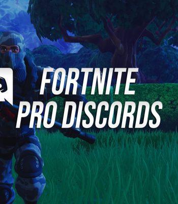 Fortnite Pro Discord