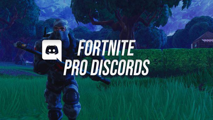 Fortnite Pro Scrims Discord
