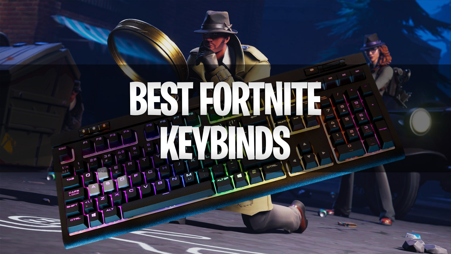 The Best Fortnite Keybinds 2019 - ProSettings com Guide