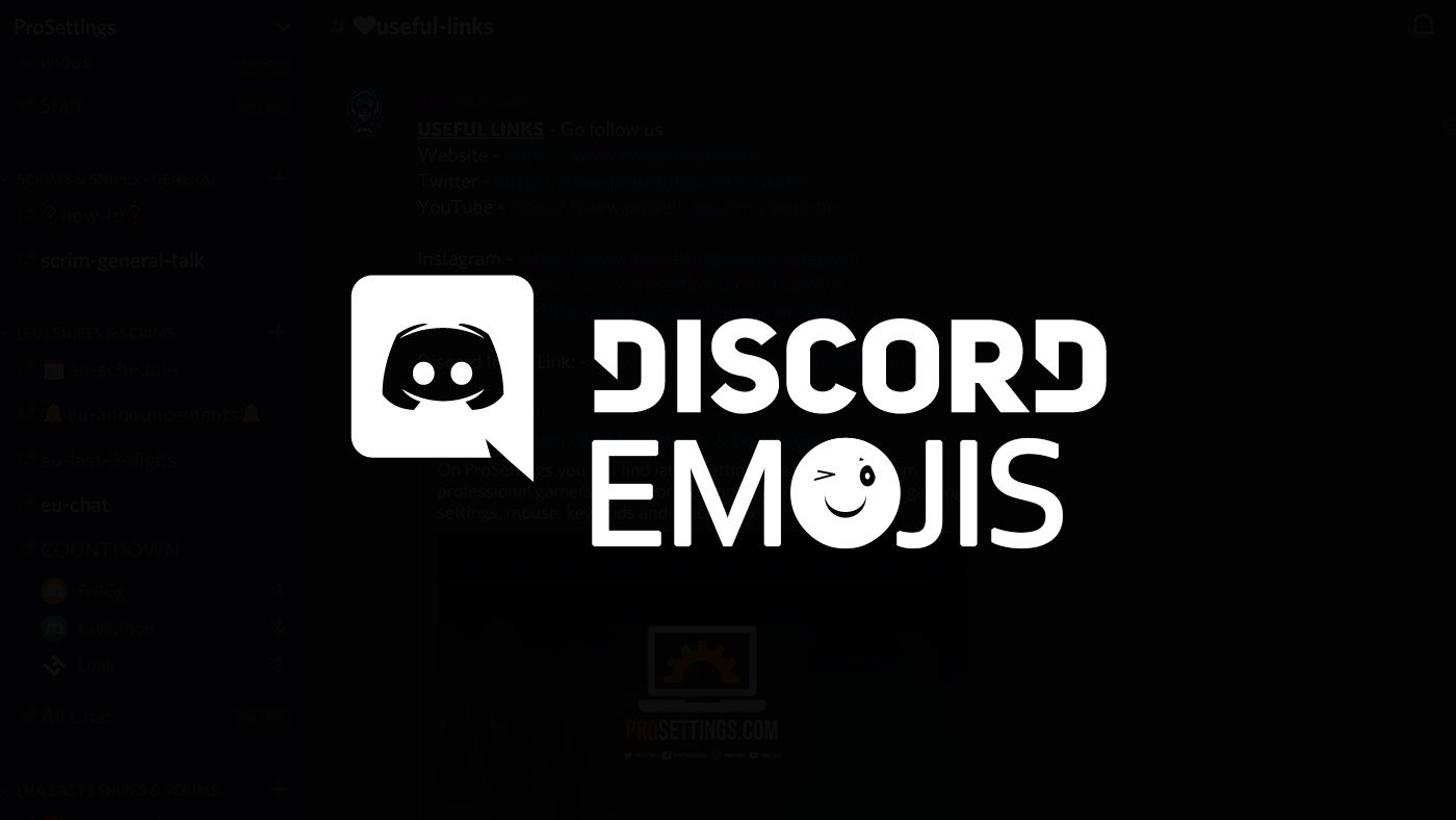 How To Add Emojis to Discord channel names - ProSettings com