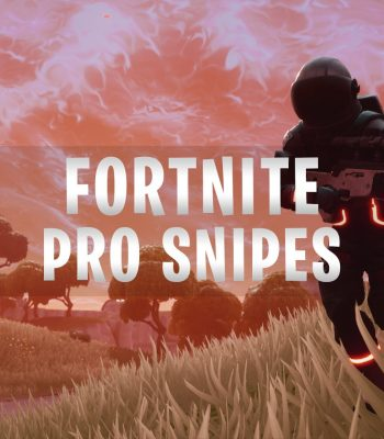 Fortnite Pro Snipes
