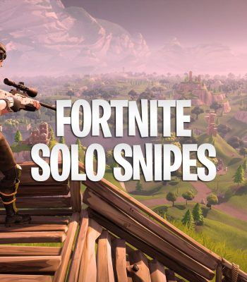 Fortnite Solo Snipes + Discords