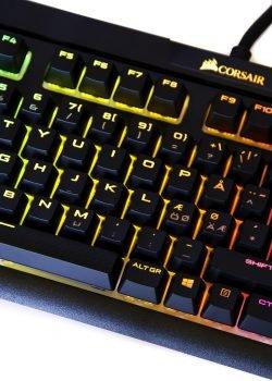 CORSAIR STRAFE RGB MK.2 Mechanical Gaming Keyboard Review
