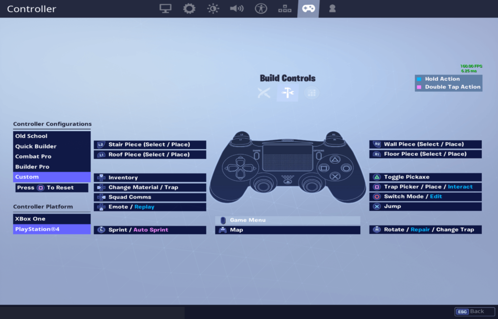 Aydan Fortnite Settings, Keybinds, Gear, Config