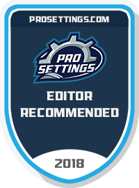 ProSettings Editor's Choice