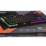 SteelSeries Apex M750 TKL Mechanical Gaming Keyboard