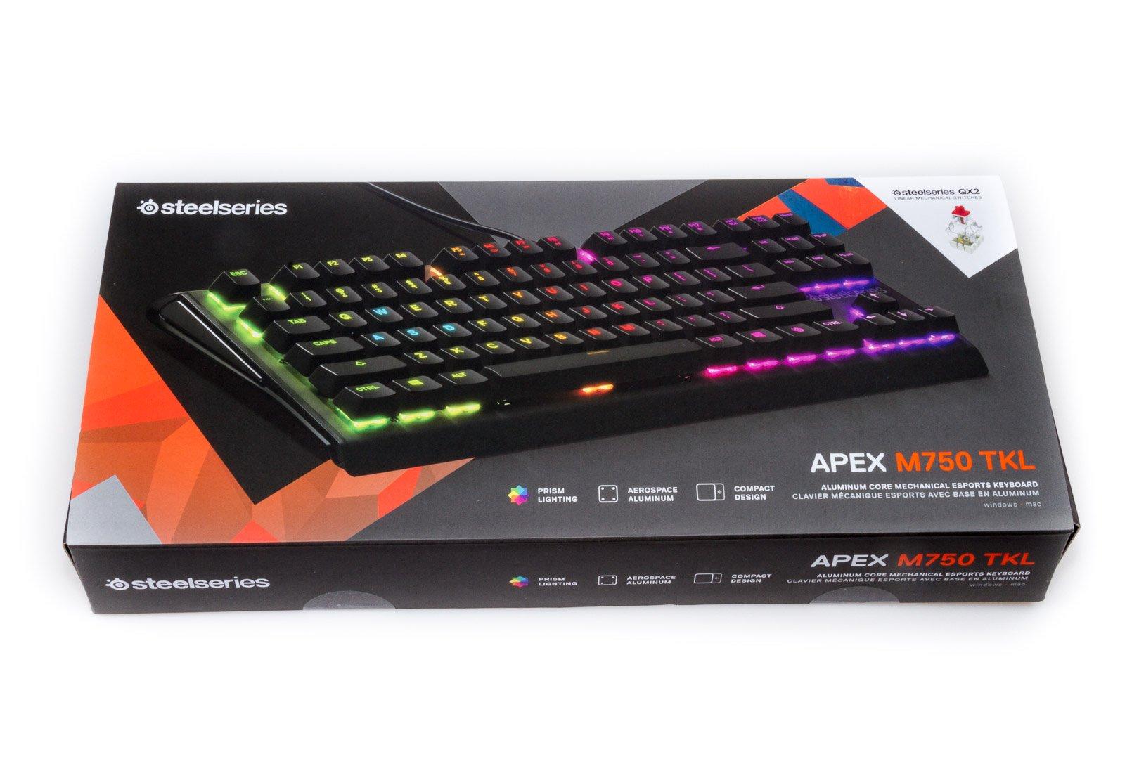 37a9903955e SteelSeries Apex M750 TKL Mechanical Keyboard Review - ProSettings.com