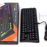 SteelSeries Apex M750 TKL Mechanical Gaming Keyboard