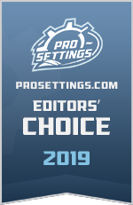 ProSettings.com Editors' Choice 2019