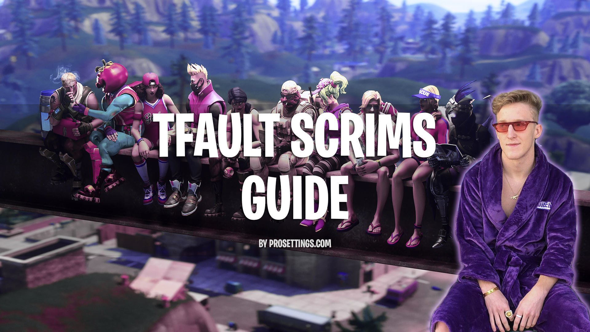 Tfault Scrims - How to join Tfue's Fortnite Discord Server