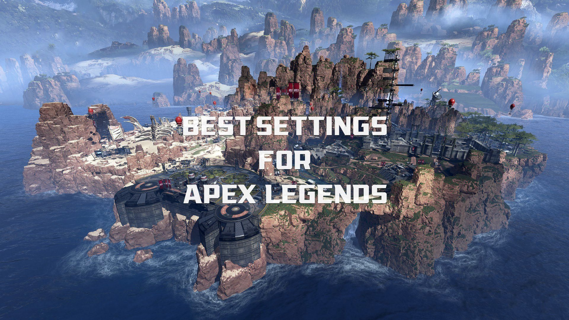 Best Apex Legends Settings for Increased FPS & Performance
