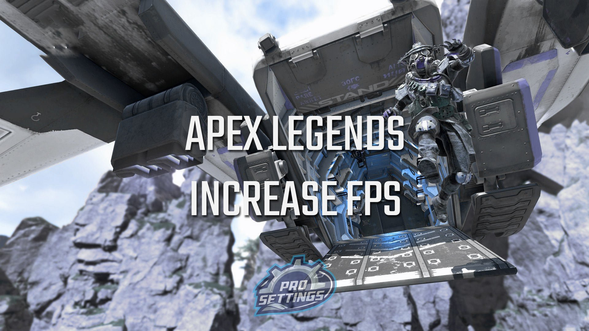 Apex Legends: How to Remove the FPS Cap and Increase Frame