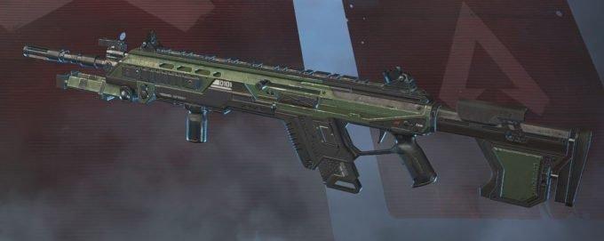Apex Legends Weapon Longbow