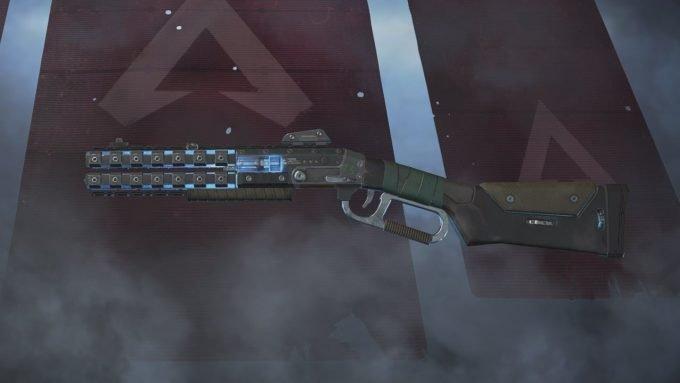 Apex Legends Weapon Peacekeeper