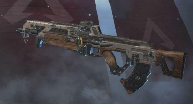Apex Legends Weapon VK-47