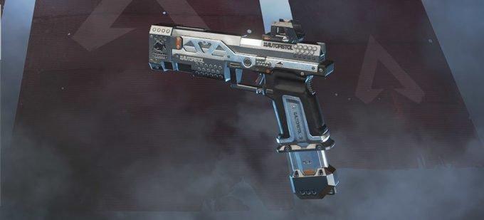 Apex Legends Weapon RE-45