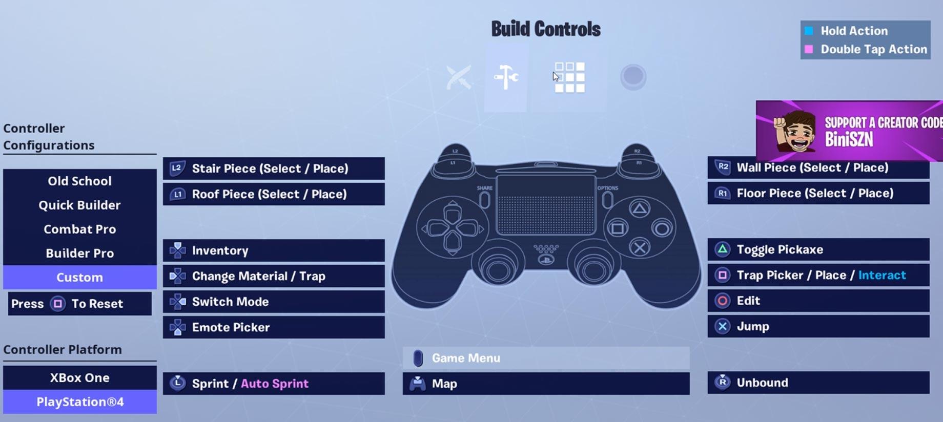 Jaomock Fortnite Settings Keybinds Config Sensitivity Gear 2019