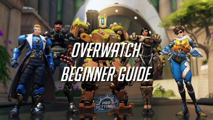 Overwatch Beginner's Guide