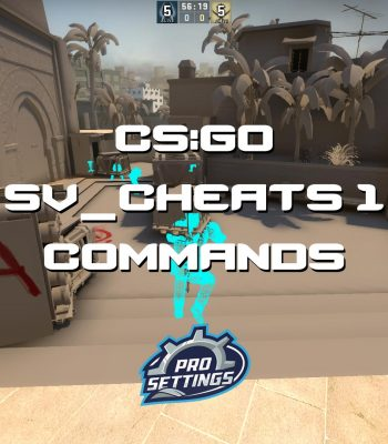 CS:GO SV_cheats 1 console commands guide