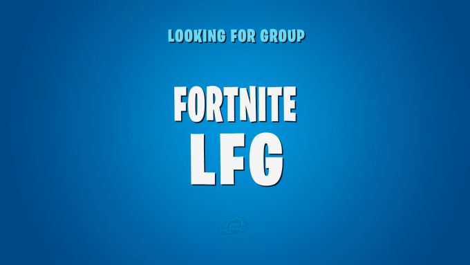 Fornite LFG