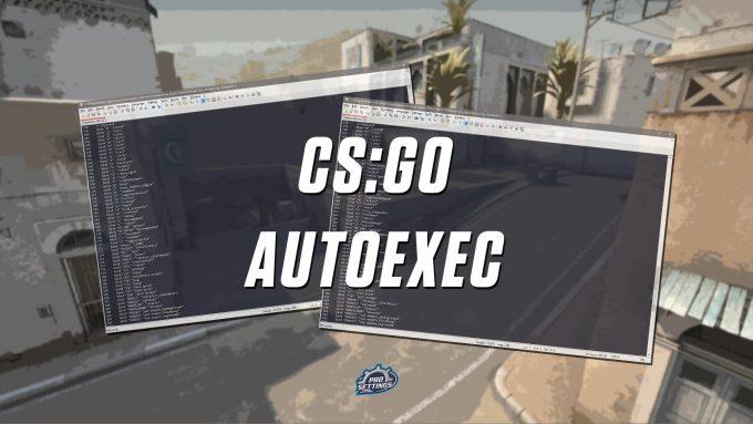 CS:GO Autoexec.cfg config File