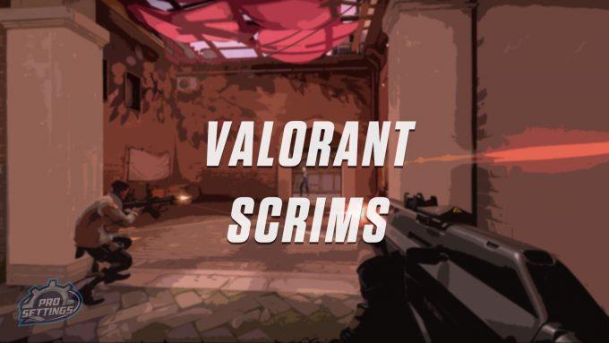 VALORANT Scrims & Pro Scrims Discord Servers