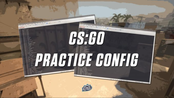 CS:GO Practice Commands and Config