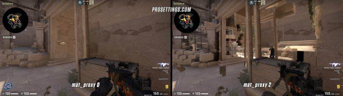 CS:GO mat_proxy