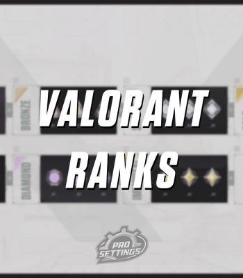 VALORANT Ranks Competitive Matchmaking